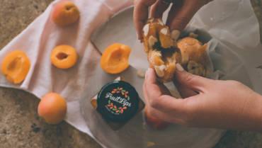 Jam filled donut recipe